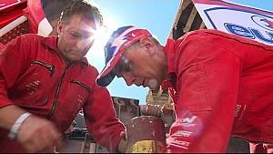 Dakar 2016 - Stage 7 Salta (Eurol VEKA MAN Rally Team)