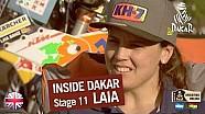 Stage 11 - Inside Dakar 2016 - LAIA