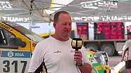 Stuart Thompson - Responsable Técnico Renault Duster Dakar Team