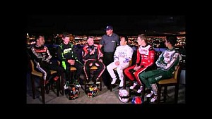 2015 Cold Stone US Open of Las Vegas - Championship Point Leaders Interview
