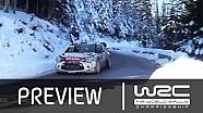 Rallye Monte-Carlo 2016: PREVIEW Clip
