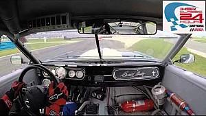 Classic 24 Ore Daytona International Speedway, camera car di Olly Bryant