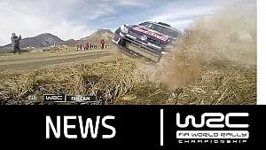 WRC Rallye Monte-Carlo 2016 - Spéciales 11-13