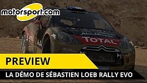 Demo: Sebastien Loeb Rallye Evo