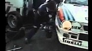 Пит-стоп Хенри Тойвонена во время Ралли Монте-Карло 1985 года