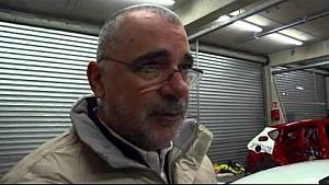 حوار مع إدواردو فريتاس، رئيس سباق لومان 24 ساعة، عن كيفية استخراج السائق من السيارة
