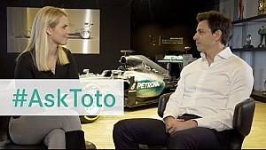 Toto talks Spiderman, Scottish music & the state of F1