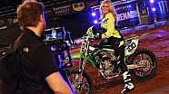 Dianna Dalhgren Hits the Arenacross UK Tour