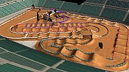 2016 Monster Energy Supercross - Arlington Virtual Lap