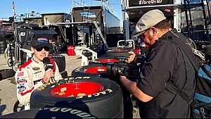 Daytona GarageCam prepares for the Duels