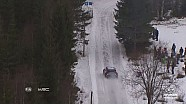 Rally Sweden Best of: Helicopter Shots - Hyundai Motorsport 2016