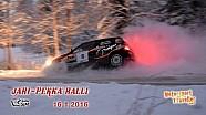 Jari-Pekka Rally 2016 (SS1 & SS4 action)