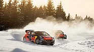 Rallycross on Ice | Sebastien Loeb comincia una nuova avventura