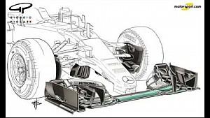 Studio Piola - Mercedes W07 'S' Duct
