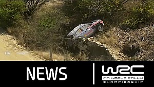 WRC Rally Guanajuato México 2016: Stages 14-18