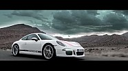 The new Porsche 911 R - A thoroughbred driving machine