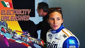 Simona De Silvestro, una vita da lady driver