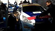 Peugeot - Rally del Ciocco 2016 - ASSISTENZA