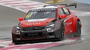 Yvan Muller & Pechito Lopez ready for a new season - Citroën WTCC 2016