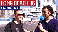 Dario's Track Walk: Long Beach Edition - Formula E