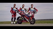 Honda Endurance Racing 2016  video de pretemporada