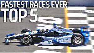 Top 5 Fastest Races Ever - Formula E