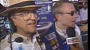 Mark Martin scores and emotional win at Bristol in '98.