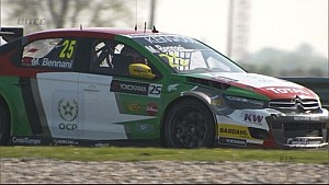 QUALIFYING - Yvan Muller takes Pole