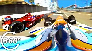 360° Sports Highlights - Formula E (Long Beach ePrix)