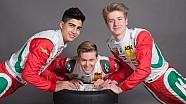 Découvrez les pilotes Prema Motorsport de Formule 4!