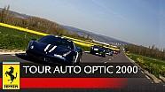 Ferrari at the Tour Auto Optic 2000 - First Part