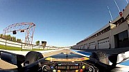 Lucas Di Grassi tester Pirelli al Castellet