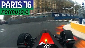 Onboard: Formel E in Paris