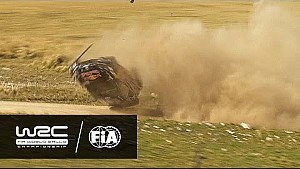 Rally Argentina 2016: Stages 13-15