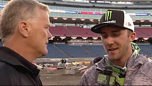 2016 - Race Day LIVE! - Foxborough - Tomac on the Podium