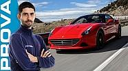 Ferrari California T, la prova della Handling Speciale