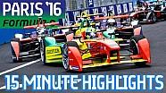 Extended Highlights: Paris ePrix 2016 - Formula E