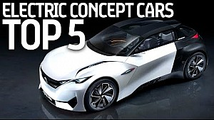 Top 5 Electric Concept Cars At Beijing Motor Show 2016 - Formula E