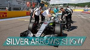 Mercedes' schwierigster Doppelsieg