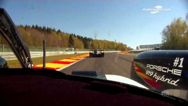 6 Hours of Spa - Onboard with Mark Webber