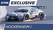 Flying Sparks at Da Costa's BMW - DTM Hockenheim 2016