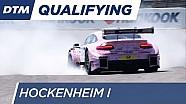 Auer spins off the track - DTM Hockenheim 2016