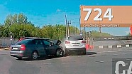 Car Crash Compilation # 724 - May 2016 (English Subtitles)