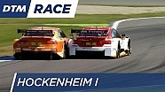 Green & Farfus fighting - DTM Hockenheim 2016