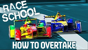 Race School: How To Overtake! - Formula E