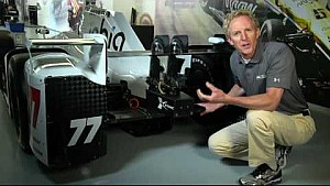 INDYCAR 101 with Professor B: Rear Wing Beam Flaps