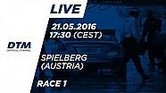 LIVE - Race 1 - DTM Spielberg 2016
