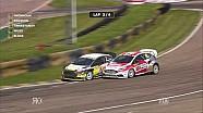 Timerzyanov vs. Eriksson - Q1 | Lydden RX | FIA World RX