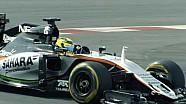 Tournage Force India 2016