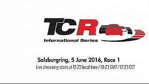 Live: Salzburgring, 1. Rennen
